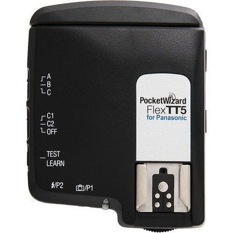 PocketWizard FlexTT5 Transceiver for Panasonic Cameras