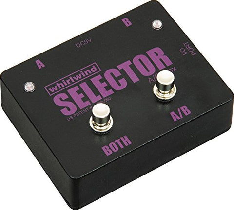 Whirlwind SEL A/B Instrument Switch Selector