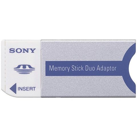 Sony Media Memory Stick Duo Replacement Adaptor (MSAC-M2)