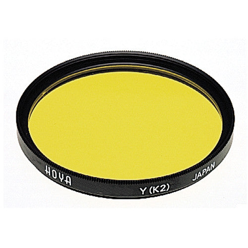 Hoya 52mm Yellow K2 Multi Coated Glass Filter