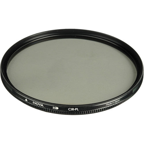 Hoya 58mm Circular Polarizer HD Hardened Glass 8-layer Multi-Coated Filter