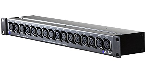 ART P16 Rackmount Balanced XLR Patch Bay