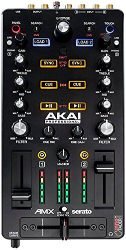 Akai Professional AMX Mixing Surface for Serato DJ