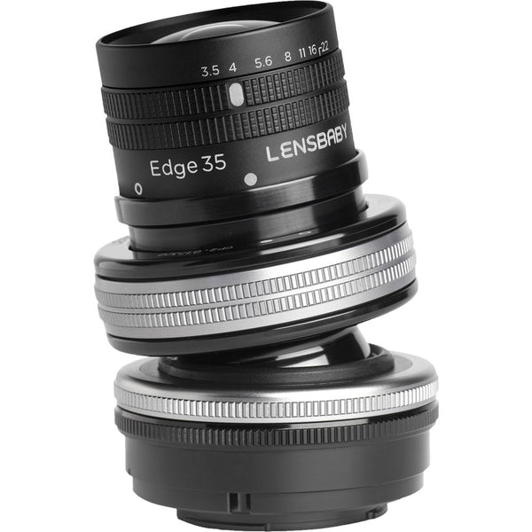 Lensbaby Composer Pro II with Edge 35 Optic for Sony E