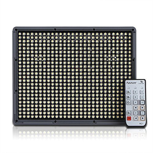 Aputure HR672S Amaran Light (Black)