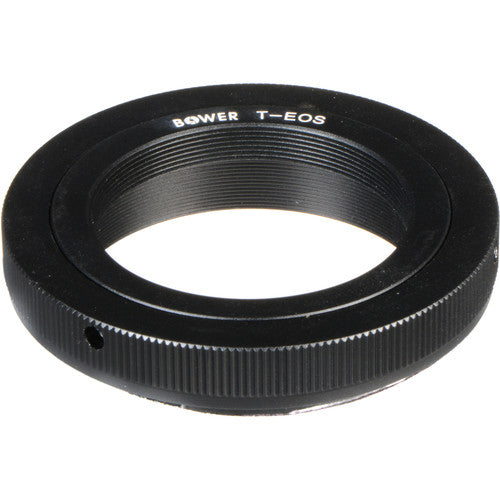 Bower T-Mount to Canon EF Mount Adapter