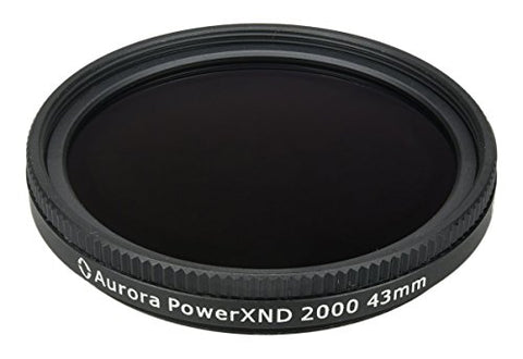 Aurora Aperture PXND2K-43 Powerxnd 2000 Variable ND Filter Fader, 43 mm
