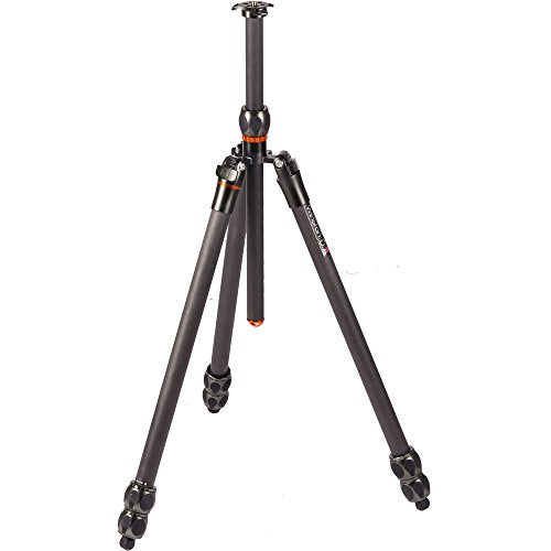 3 Legged Thing Eclipse Winston Carbon Fiber Tripod (Gunmetal Gray)
