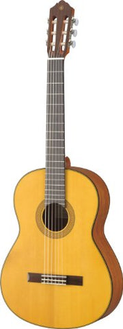 Yamaha CG122MSH Classical Guitar, Solid Spruce Top