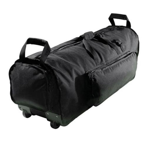 "KACES Pro Drum Hardware Bag 46"" with Wheels"