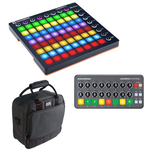 Novation Launchpad Ableton Live Controller MK2 w/ Launch Control & Case