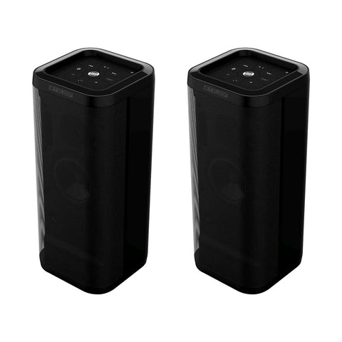 Reloop Groove Blaster 100W Bluetooth Portable Speaker with Smart Link (Pair)