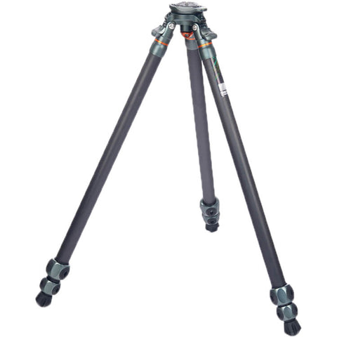 3 Legged Thing Mike Carbon Fiber Tripod Legs with Quick Leveling Base