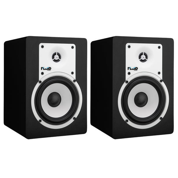 Fluid Audio FA-C5 Powered Studio Monitors (2- Speakers)