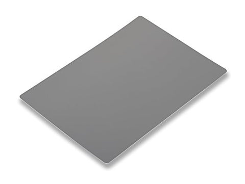 "Novoflex 8x12"" Grey/White Card for Manual White Balance/ Exposure (ZEBRA-XL)"