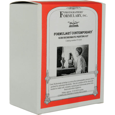 "Photographers' Formulary Contemporary Gum Printing Kit - Makes 35-40 8x10"" Prints"