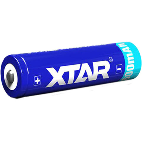 SeaLife XTAR 18650 Rechargeable Lithium-Ion Battery (3.6V, 3500 mAh)