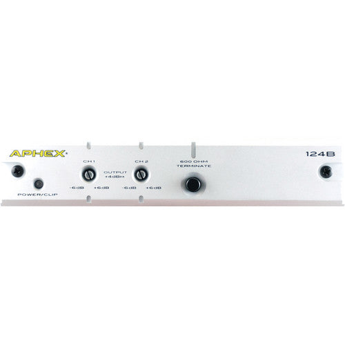 Aphex 124B Stereo Audio Level Interface
