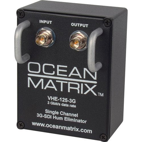 Ocean Matrix 3G-SDI Video Hum Eliminator (1-Channel)