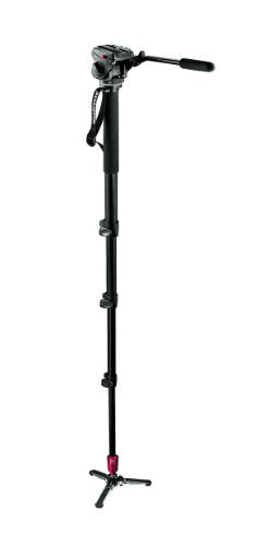 Manfrotto 561B HDV Fluid Video Monopod with Head