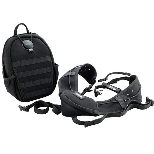 Nikon TREX 360 Bag for Binoculars (Black)