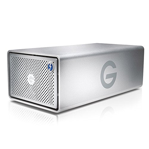G-Technology G-RAID with Thunderbolt Removable Dual Drive Storage System 12TB (Thunderbolt-2, USB 3.0) (0G04093)