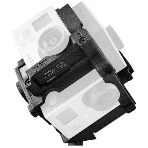 Freedom360 6 GoPro Mount for 360 Degree Video