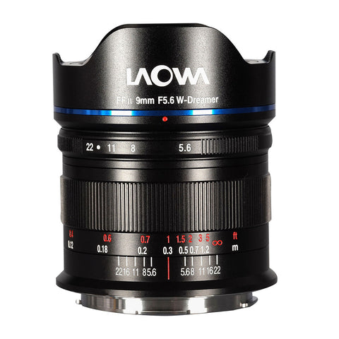 Venus Optics Laowa 9mm f/5.6 FF RL Lens for Leica L