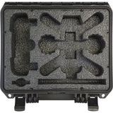 DORO Cases D0907-6 Hard Case with Custom Foam for DJI Spark Quadcopter