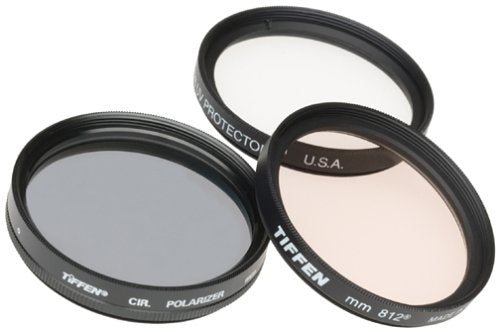Tiffen 67mm Photo Essentials Filter Kit