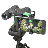 Carson HookUpz 2.0 Universal Optics Adapter for Smartphones