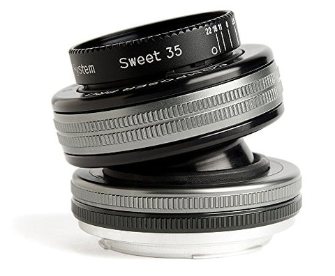 Lensbaby Composer Pro II with Sweet 35 Optic for Nikon F