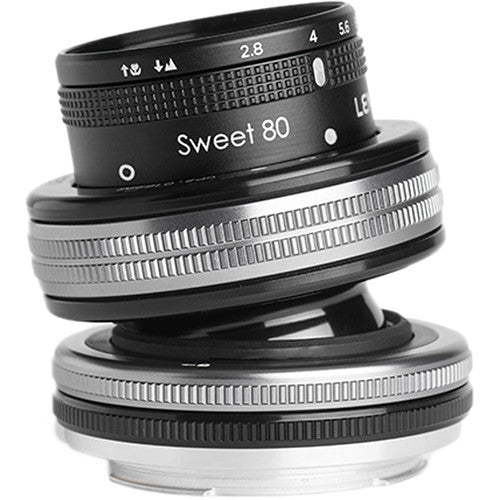 Lensbaby Composer Pro II with Sweet 80 Optic for Samsung NX