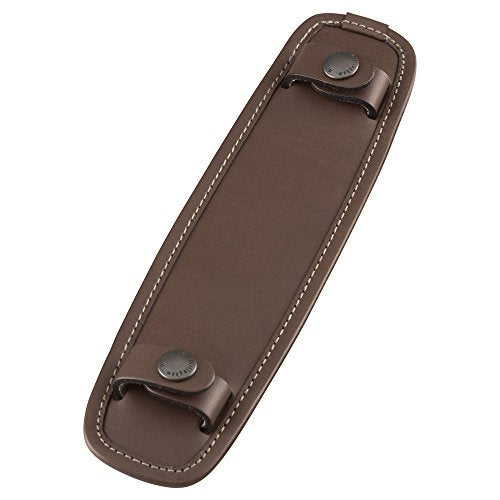 Billingham SP40 Leather Shoulder Pad (Chocolate)