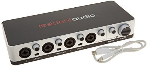 Resident Audio T4 Thunderbolt Audio Interface