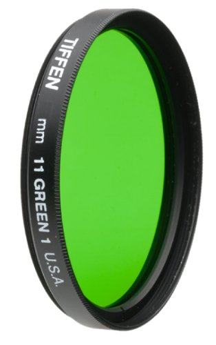 Tiffen 62mm 11 Filter (Green)