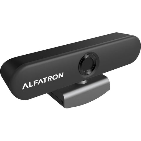 Alfatron CAM200 1080p Webcam with Built-In Microphone