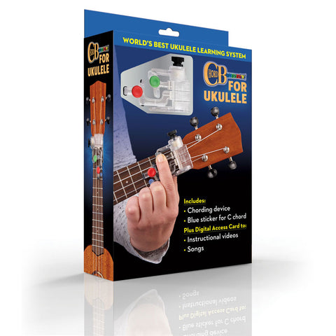 Chorbuddy For Ukulele - Complete Learning Package