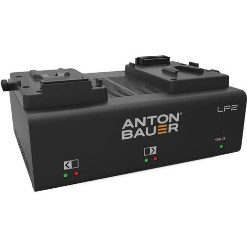 Anton Bauer LP2 Dual V-Mount Battery Charger