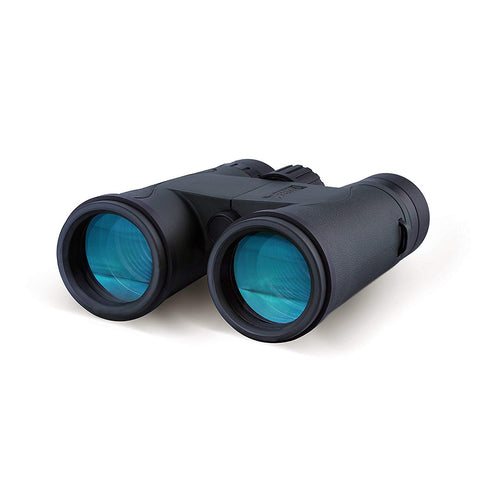 Jeddah JY5-8x42 Binocular with Premium Bak-4 Prisms & Carry Case (Black)