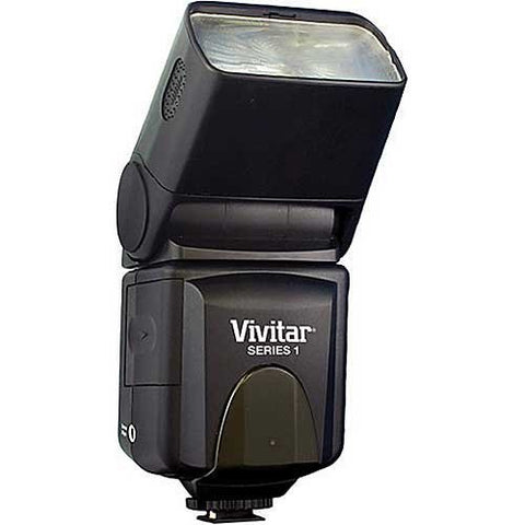 Vivitar VIV-385HV LCD Professional Flash with Auto Aperature