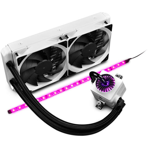Deepcool Captain 240 EX White RGB All-in-One Liquid CPU Cooler