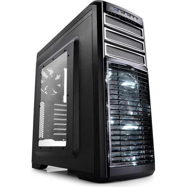 Deepcool Kendomen Mid-Tower Case (Titanium)