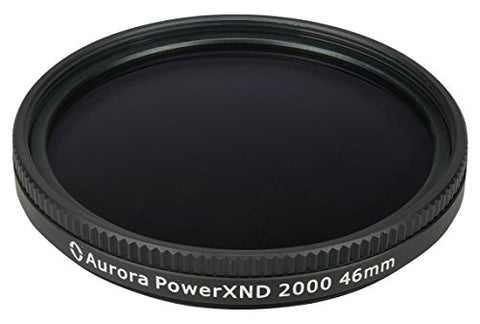 Aurora Aperture PXND2K-46 PowerXND 2000 Variable ND Filter Fader, 46 mm