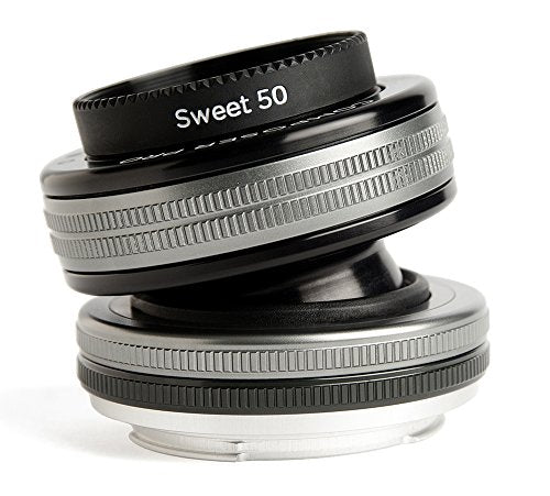 Lensbaby Composer Pro II with Sweet 50 Optic for Pentax K