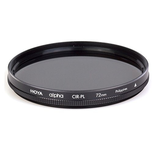 Hoya 82mm Alpha Circular Polarizer Glass Filter
