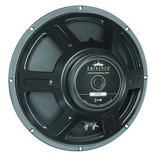 "Eminence American Standard Beta 15A 15"" Replacement Speaker, 300 Watts at 8 Ohms"