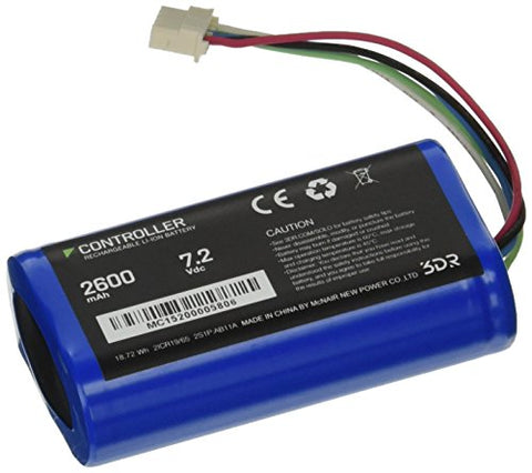 3D Robotics AB11A Replacement Battery for 3DR Solo Controller (Black)