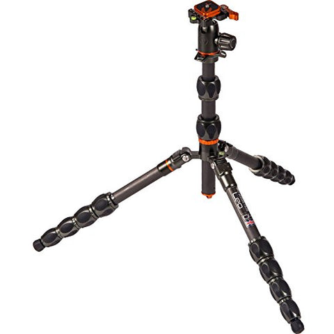 3 Legged Thing Eclipse Leo Carbon Fiber Tripod System w AirHed Switch Ball Head