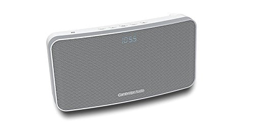 Cambridge Audio Minx GO Radio Wireless Bluetooth Speaker (White) …